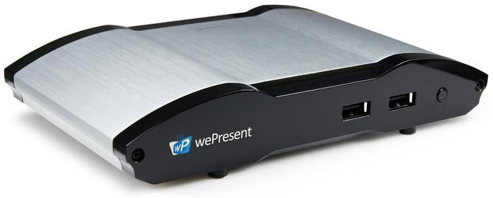 wePresent Cross-platform BYOD Presentation Device