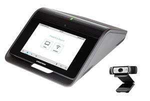 Crestron Mercury™ Tabletop Conference System, Video Package w/Universal Power Pack